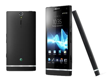 بررسی گوشی  Sony Xperia S